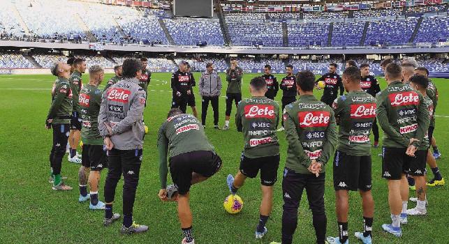 Il Napoli vuole rompere il silenzio! CorSport: Ancelotti e la squadra vogliono spiegare la situazione, dal club arriva una risposta netta