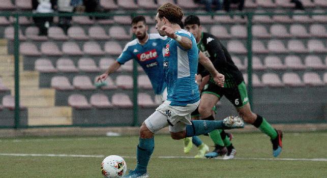 Primavera, sintesi Napoli-Sassuolo 3-4: highlights, sconfitta amara per gli azzurrini! [VIDEO CN24]