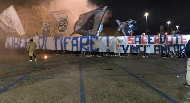 CdM - Continua la protesta degli ultras di Curva A e Curva B: anche ieri assenti sugli spalti