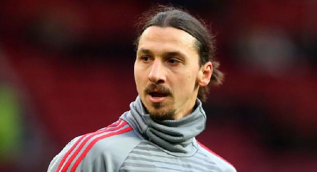Ibrahimovic-Napoli, Repubblica: sarà in Italia a giorni, è tentato dall'azzurro e dal fattore Ancelotti