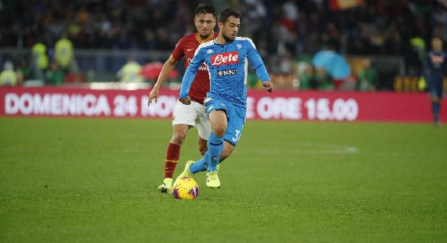 Amin Younes, attaccante tedesco del Napoli