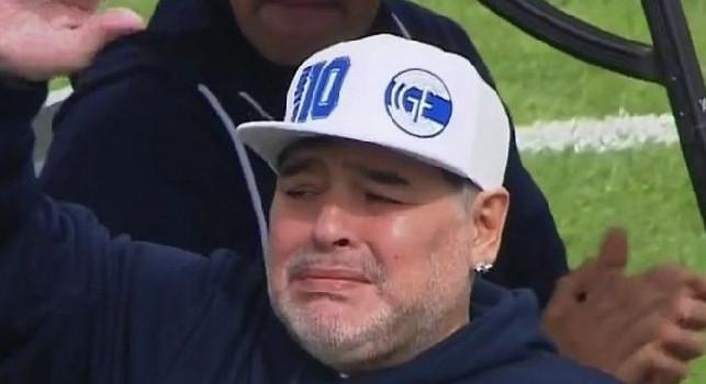 Maradona racconta: Mia figlia Dalma mi ha tirato fuori dalla droga