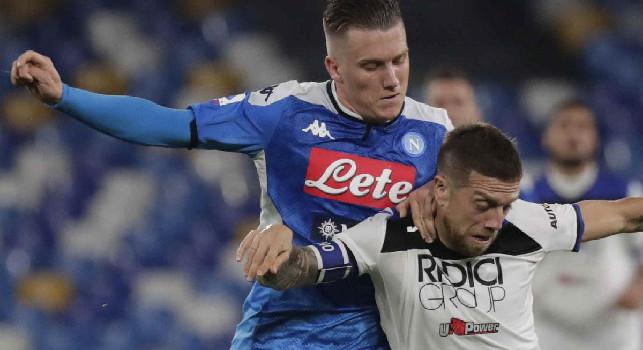Il Mattino - Atalanta-Napoli, decisivi i duelli sulle fasce: Demme prenderà Gomez in consegna
