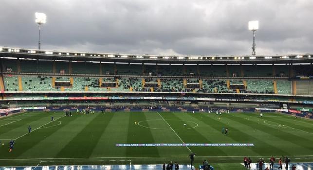 UFFICIALE - Hellas Verona, annullata la squalifica del settore del Bentegodi per cori razzisti. Gli scaligeri vincono il ricorso