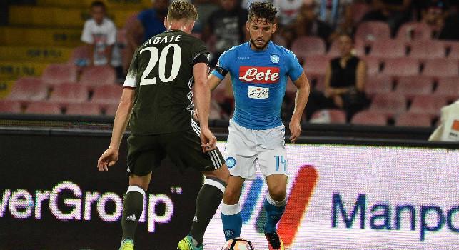 Ignazio Abate: Milan-Napoli gara delicatissima, si giocherà a livello mentale. Ancelotti? Tutti stravedevano per lui