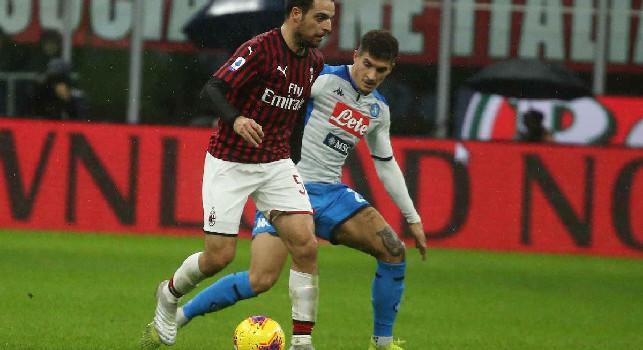 Sky - Milan, Bonaventura non rinnoverà il contratto in scadenza a giugno: Napoli e Toro sempre vigili