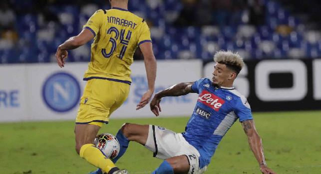 Napoli su Amrabat e Kumbulla, Repubblica: via all'asta con l'Inter, gli azzurri non mollano