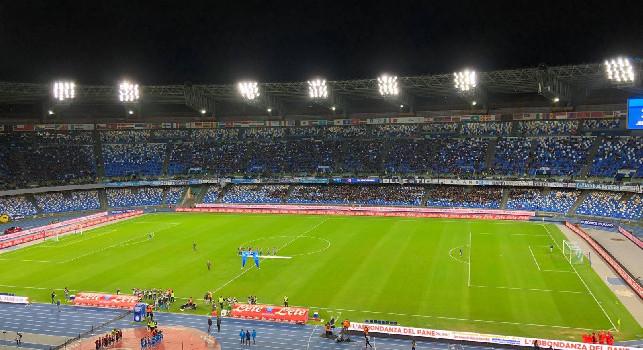 Biglietti Napoli-Parma in vendita: curve a 14 euro