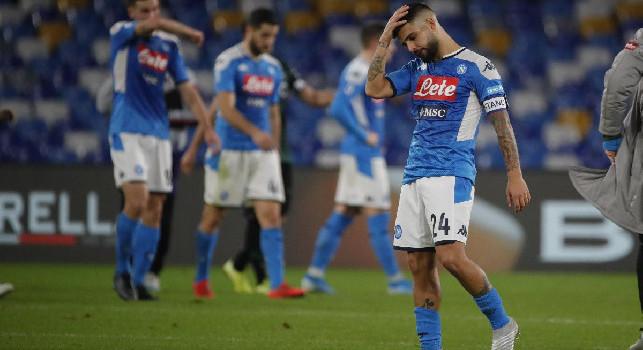 Napoli-Bologna 1-2, spettatori e incasso