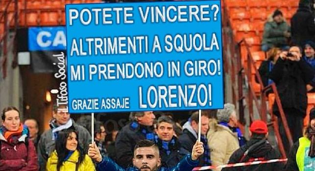 <i>SOCIAL...ISMO</i> - Insigne come Filippo e Giorgia Ancelotti con <i>'Formazione 1, Formazione 2'</i>, il vigile ADL e la folle <i>teoria Davide</i>
