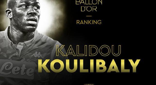 UFFICIALE - Pallone d'Oro 2019, vince Messi! Kalidou Koulibaly 24°, Ronaldo 3°