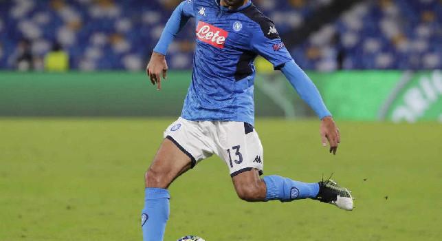 Napoli-Perugia, scelta a sorpresa di Gattuso: Luperto nemmeno in panchina. Poi arriva il chiarimento
