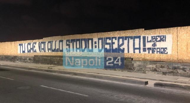 Diatriba Ultras-SSC Napoli: il Regolamento d'uso dello stadio San Paolo è giuridicamente illegittimo