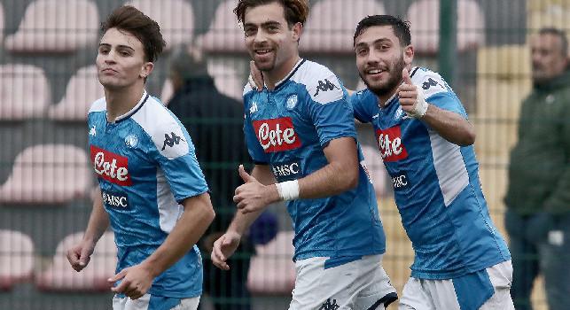 Primavera, le pagelle di Genoa-Napoli 0-3: Labriola talentuoso, Palmieri trascinatore. Sgarbi, finalmente titolare! Sospiro di sollievo per Baronio
