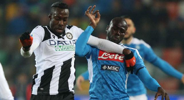 Il commento della SSC Napoli: La pressione azzurra è generosa e anche di impeto sostenuto, con segnali di carattere, ma le occasioni non si tramutano nel gol del sorpasso