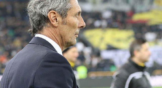 Udinese, Gotti a Sky: C'erano i presupposti per fare male al Napoli, peccato non aver sfruttato quelle opportunità