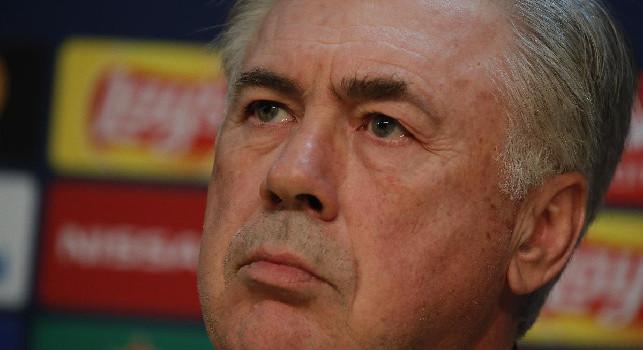 Ancelotti: Valigia sempre pronta, giusto essere in discussione! Ottimista per domani, non voglio che la squadra giochi per me. Ieri ho sentito Ibrahimovic [VIDEO CN24]