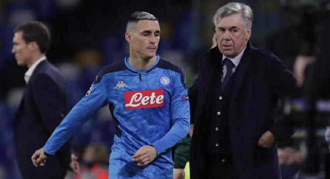 SSC Napoli, il commento: Prima volta che si chiude il girone Champions senza sconfitte! Milik con tre squilli da bomber e la notte di Hamsik