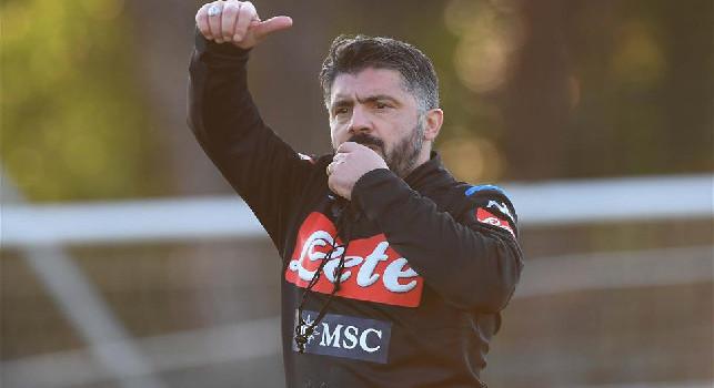 Gattuso-Napoli, Gazzetta: la reazione della squadra ai nuovi metodi d'allenamento, ecco cosa trapela da una voce interna