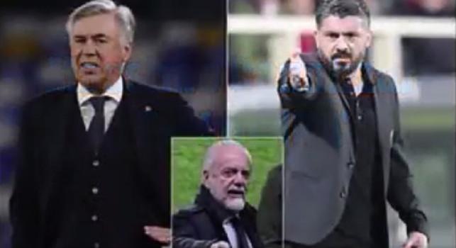 Ah, che bellu mister! Mo questo Napoli deve giocare, esilarante parodia sulle note di Don Raffaè per Gattuso [VIDEO]