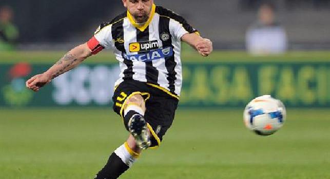 Di Natale: Allenare l'Udinese è uno dei miei sogni. <i>No</i> alla Juventus? Scelta che rifarei
