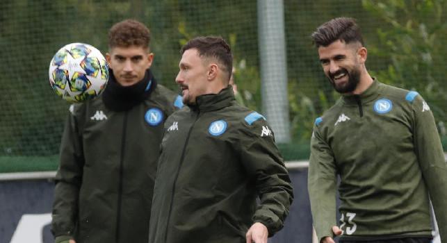 Di Lorenzo e Mario Rui, l'agente annuncia: Siamo vicini al rinnovo con adeguamento per entrambi! De Laurentiis un signore, ha riconosciuto il valore dei calciatori