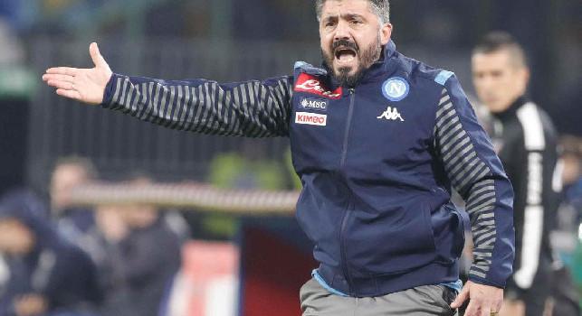 CdM - Debutto da incubo per Gattuso: la squadra non sta bene mentalmente, la classifica non aiuta