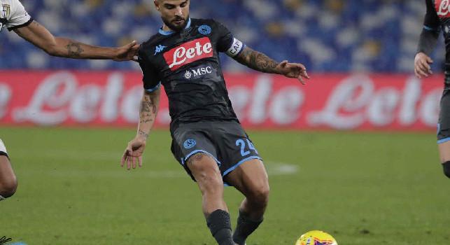 Crisi Insigne, i numeri certificano le sue difficoltà: 43 tiri verso la porta e solo un gol su azione a Firenze