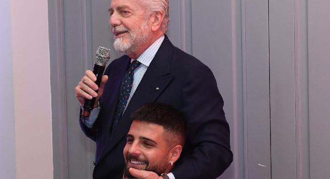 De Laurentiis: Guardiamo con fiducia al 2020! Sia ricco di gioia, successo, salute e allegria