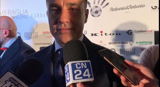 Fabio Cannavaro a Sky: Osimhen con me non avrebbe toccato palla! Insigne accontenterà i tifosi