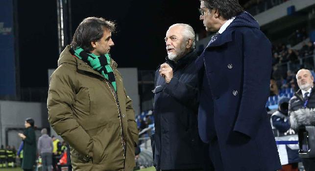 Sassuolo, Carnevali avvisa la Juventus: Aspettiamo offerta adeguata per Locatelli, altrimenti resta qui