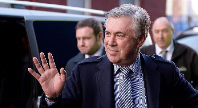 Ancelotti su James: Voci lo davano al Napoli quando c'ero io e ora all'Everton, penso che resterà al Real