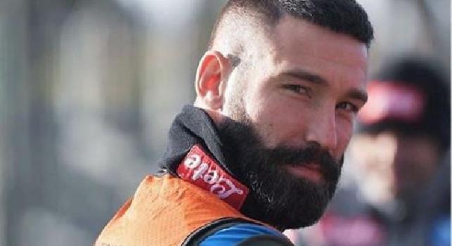 SSC Napoli, gli auguri a Tonelli di ADL e del club [FOTO]
