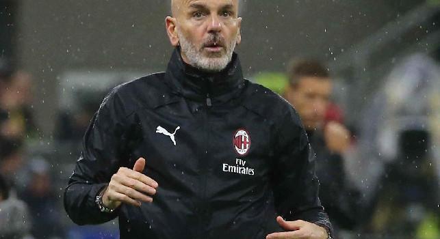 Milan, Pioli: Rigore per la Juventus? C'era fallo su Ibra, l'azione non doveva verificarsi! Rizzoli ci disse che questi non erano rigori...