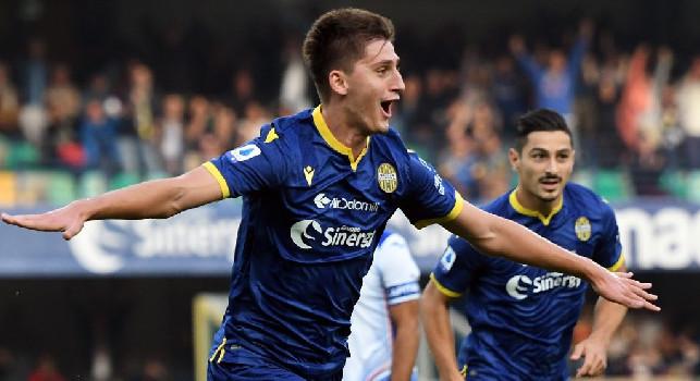 Da Milano - Inter, per Kumbulla occhio alle contropartite: all'Hellas piacciono anche Esposito e Pirola