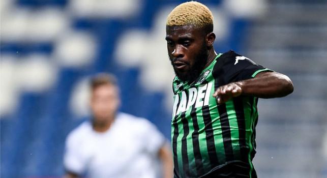 Tuttosport - Boga-Napoli, contatti frequenti tra Giuntoli e l'agente: pronta offerta da 35 milioni al Sassuolo