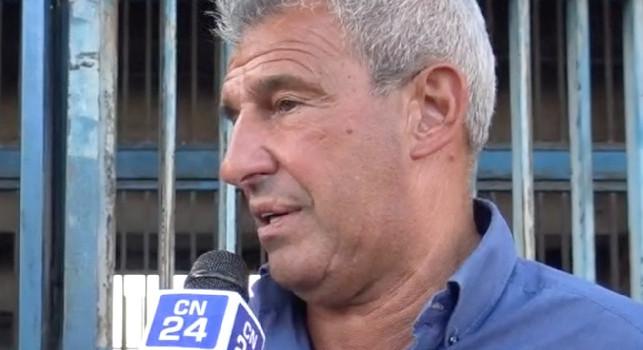 Bagni: Maradona venne da me per le feste di Natale, arrivarono 17 parenti! Casa mia si trasformò in un accampamento