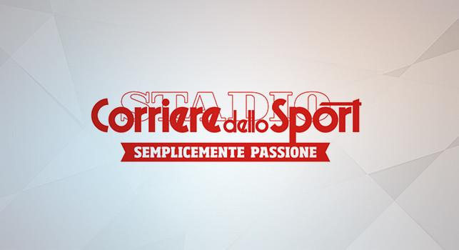 Corriere dello Sport PRIMA PAGINA - 25 gennaio 2020