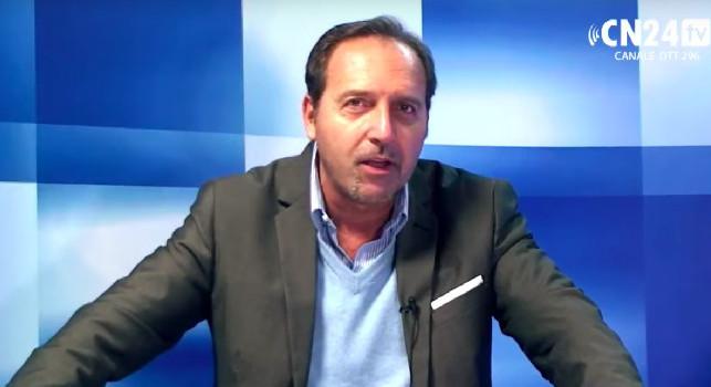 Domenica Sportiva su Rai 2, Ciro Venerato in onda per le ultime di mercato del Napoli