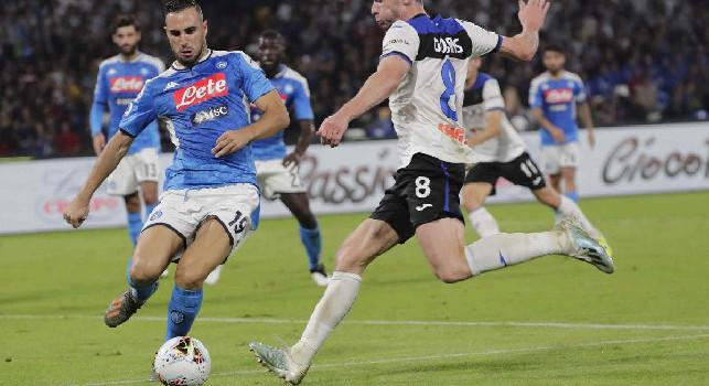 Atalanta, Gosens: Non abbiamo concesso nessuna occasione al Napoli, felicissimo per questa vittoria