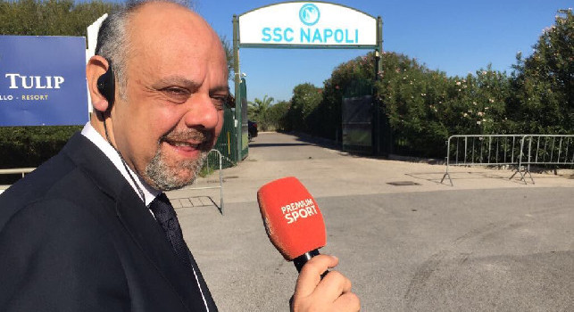 De Maggio: Ieri Marini non ha concesso l'unico rigore che c'era, quello su Politano