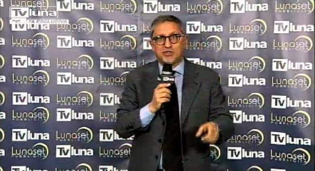 Alvino: Sono contrario in generale al silenzio stampa, ma stavolta De Laurentiis ha fatto bene