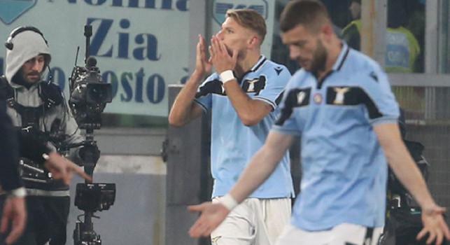Crotone-Lazio, le formazioni ufficiali: Immobile ce la fa e guida i biancocelesti, Stroppa sceglie Messias-Simy