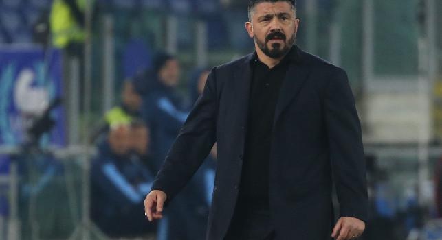 Probabili formazioni Napoli-Fiorentina