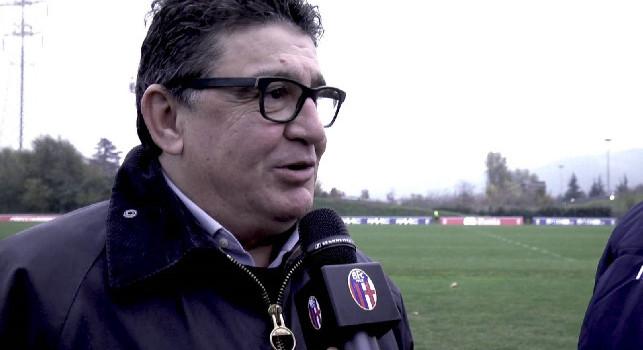 Pecci: Campionato anomalo, ci può stare un passo falso. Milan meglio del Napoli