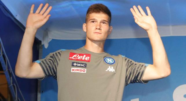 Coppa Italia, Napoli-Perugia: convocato il giovane portiere Idasiak