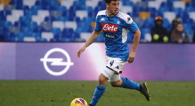 Nicolodi: Demme non ruba l'occhio ma è un giocatore funzionale, al Napoli manca fiducia