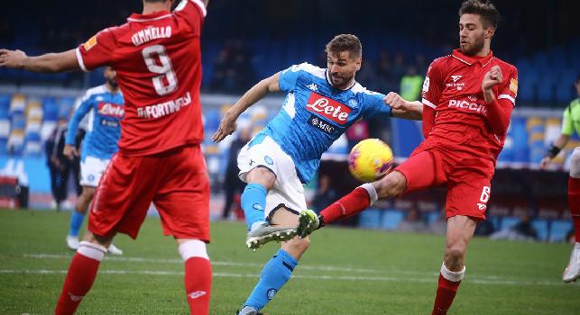Llorente esulta su Instagram dopo la vittoria di ieri: Forza Napoli, avanti così! [FOTO]