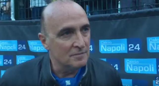 Renica responsabilizza i calciatori del Napoli: Stasera Gattuso non c'entra, dovere riscattarvi!