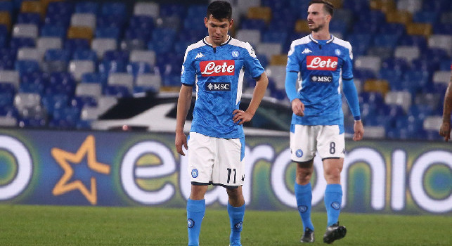 Il Mattino - 61' in campionato per Lozano con Gattuso, titolare solo in Coppa Italia contro il Perugia
